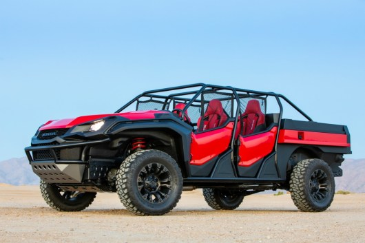 Honda Rugged Open Air Vehicle