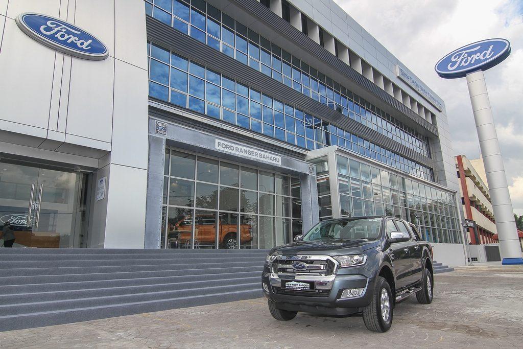 Ford Ranger Office