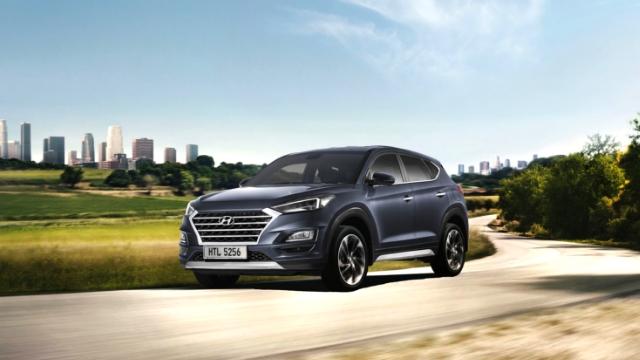 Hyundai Tucson Facelift