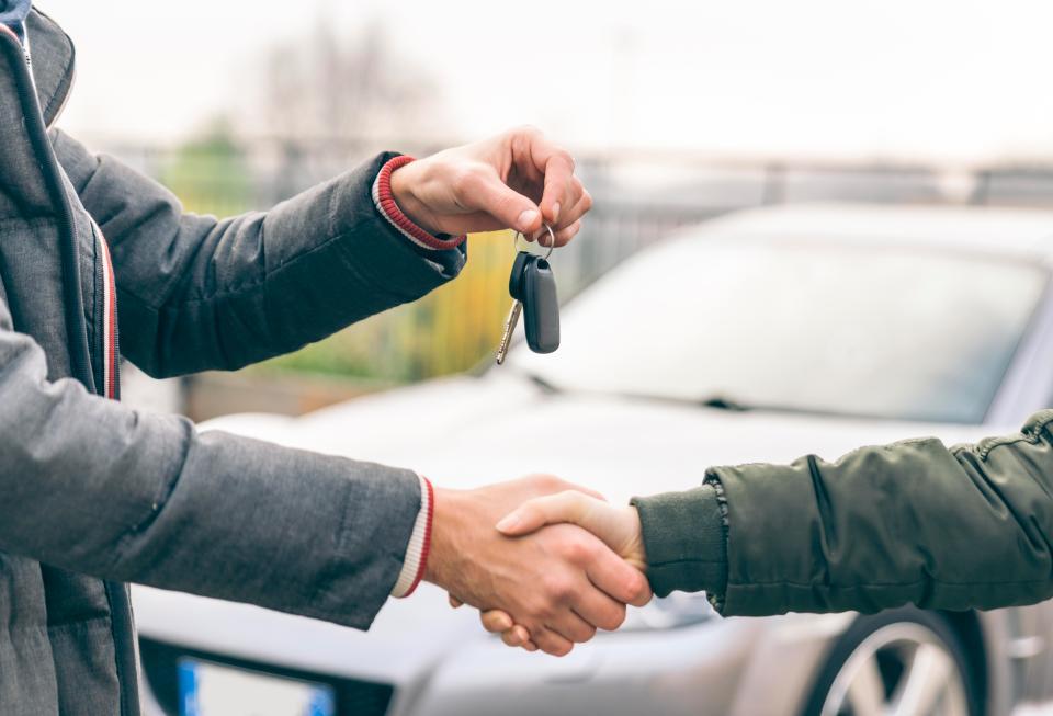 Tips beli kereta terpakai