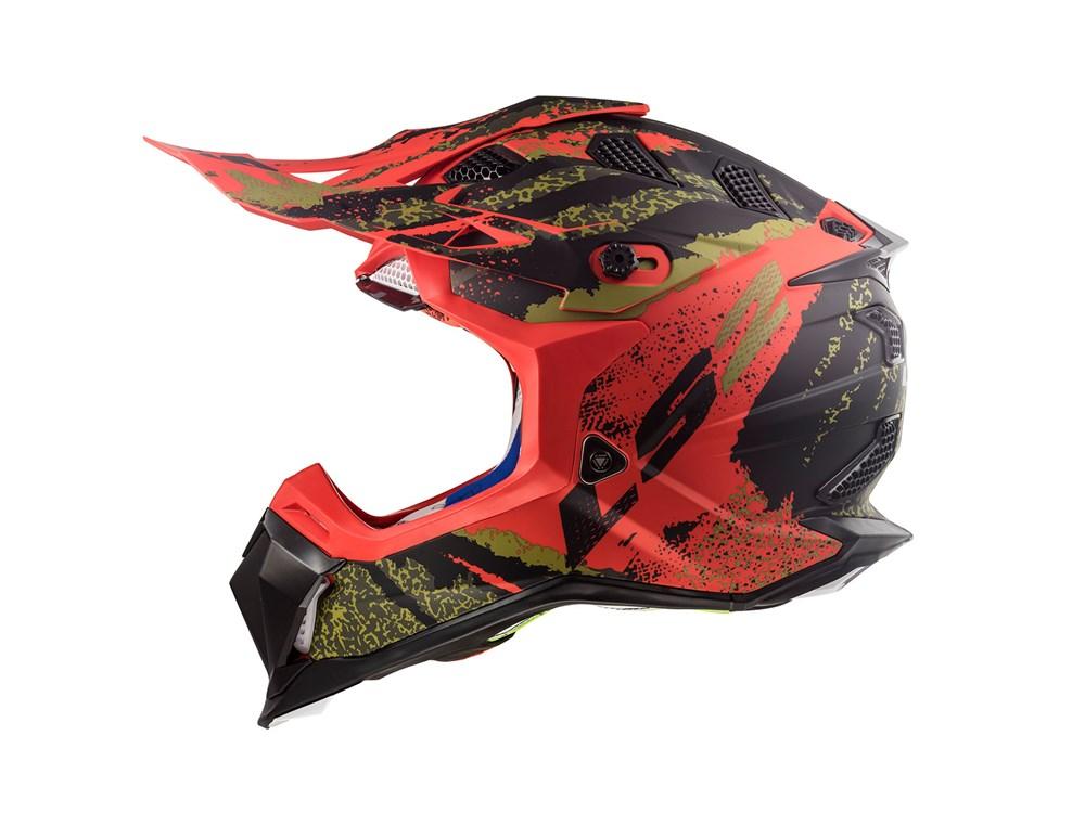 Helmet - LS2 Subverter