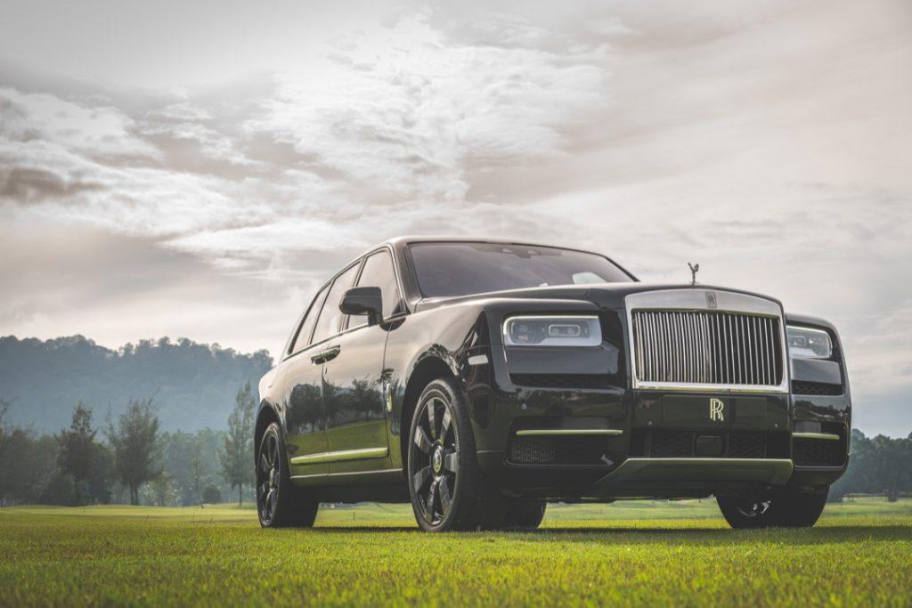 Rolls-Royce SUV Cullinan