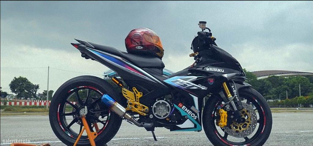 Y15ZR superbike