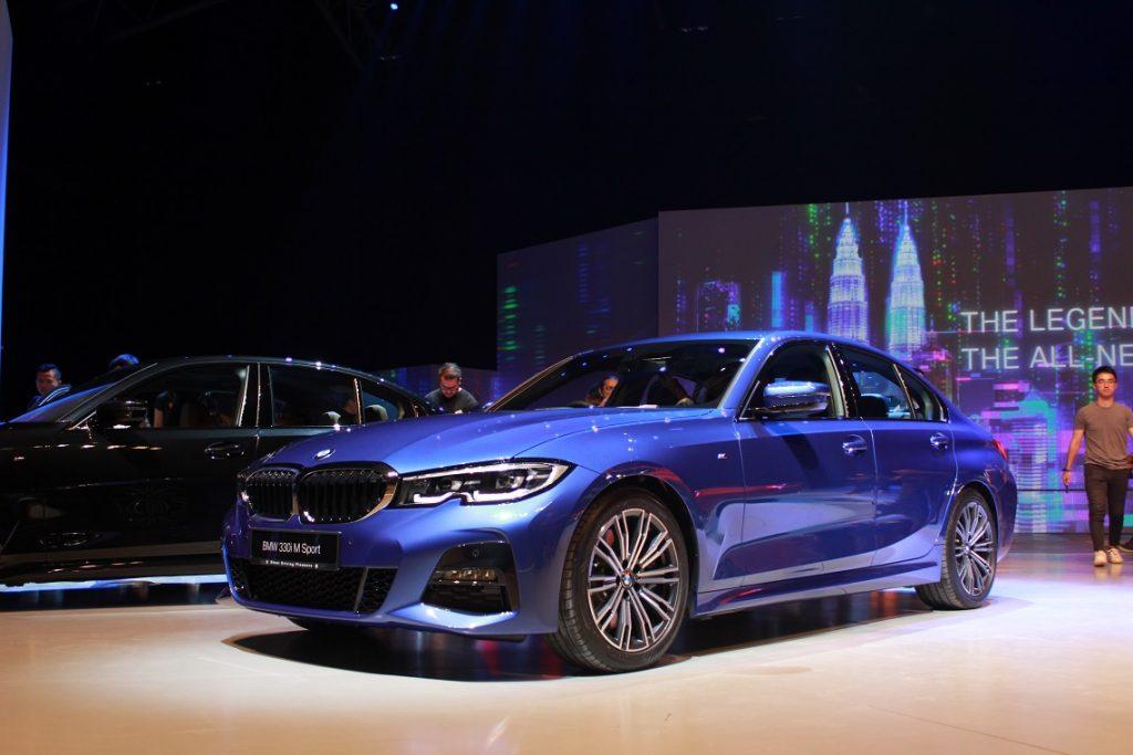 BMW sah M3 2020 sah pacuan roda belakang dan terdapat ...