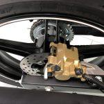 Yamaha Y15ZR v2 - brake