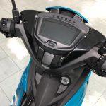 Yamaha Y15ZR v2 - meter