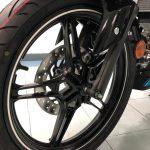 Yamaha Y15ZR v2 - rim