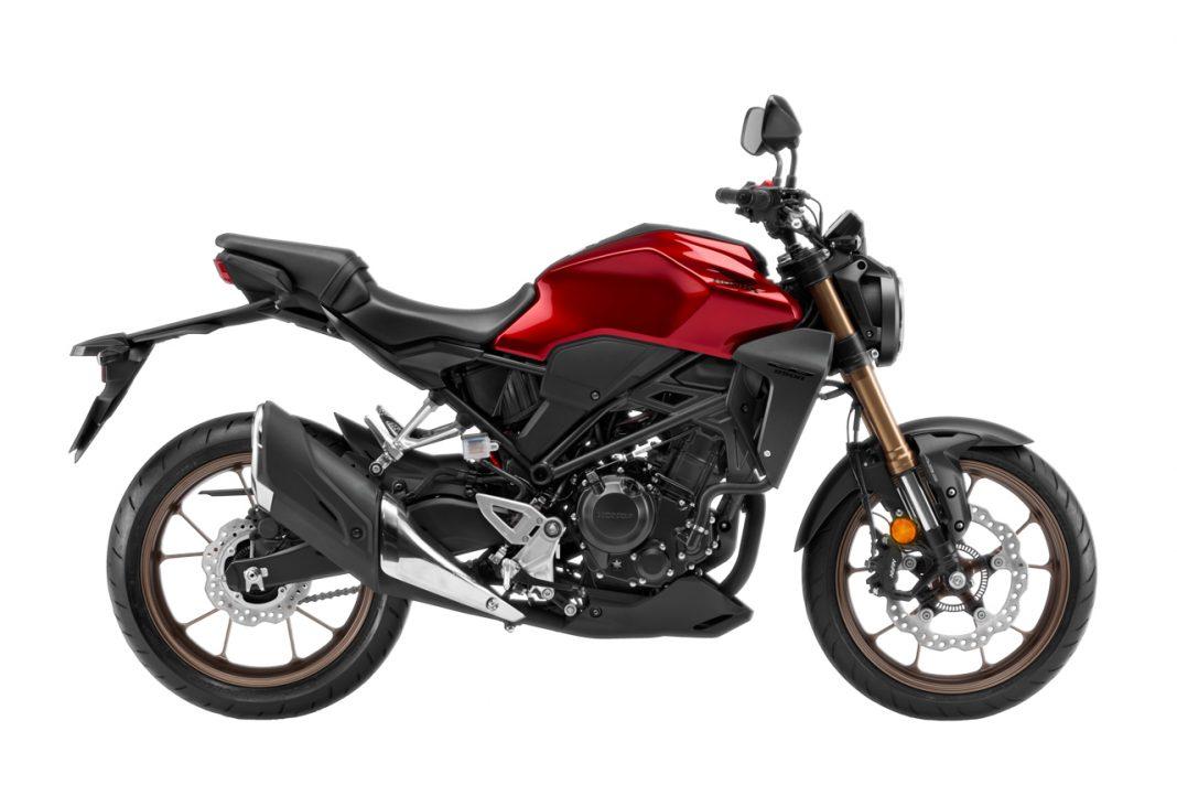 Warna baru Honda CB250R
