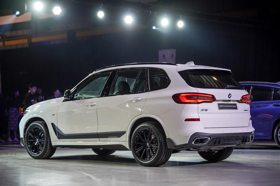 BMW XXX - X5