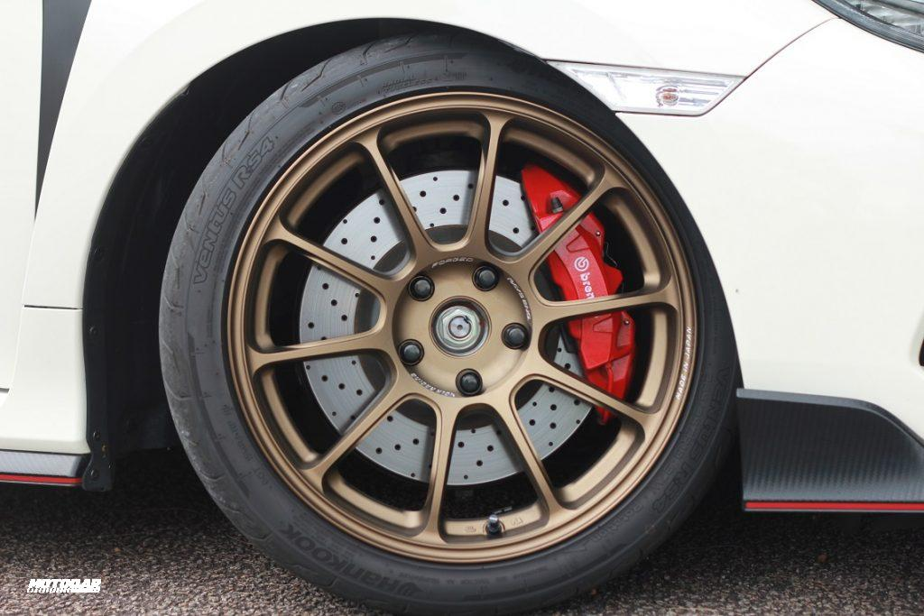 civic type-r hondata - brake