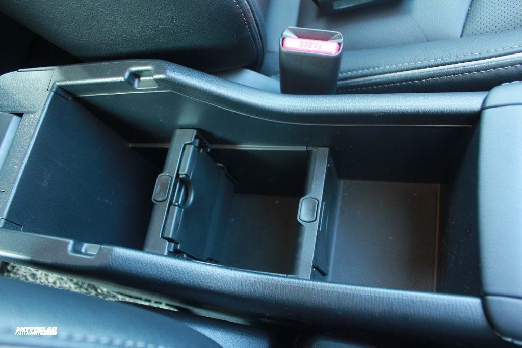 Mazda CX-3 - konsol tengah