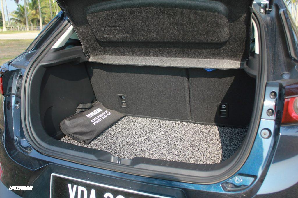 Mazda CX-3 - Bonet