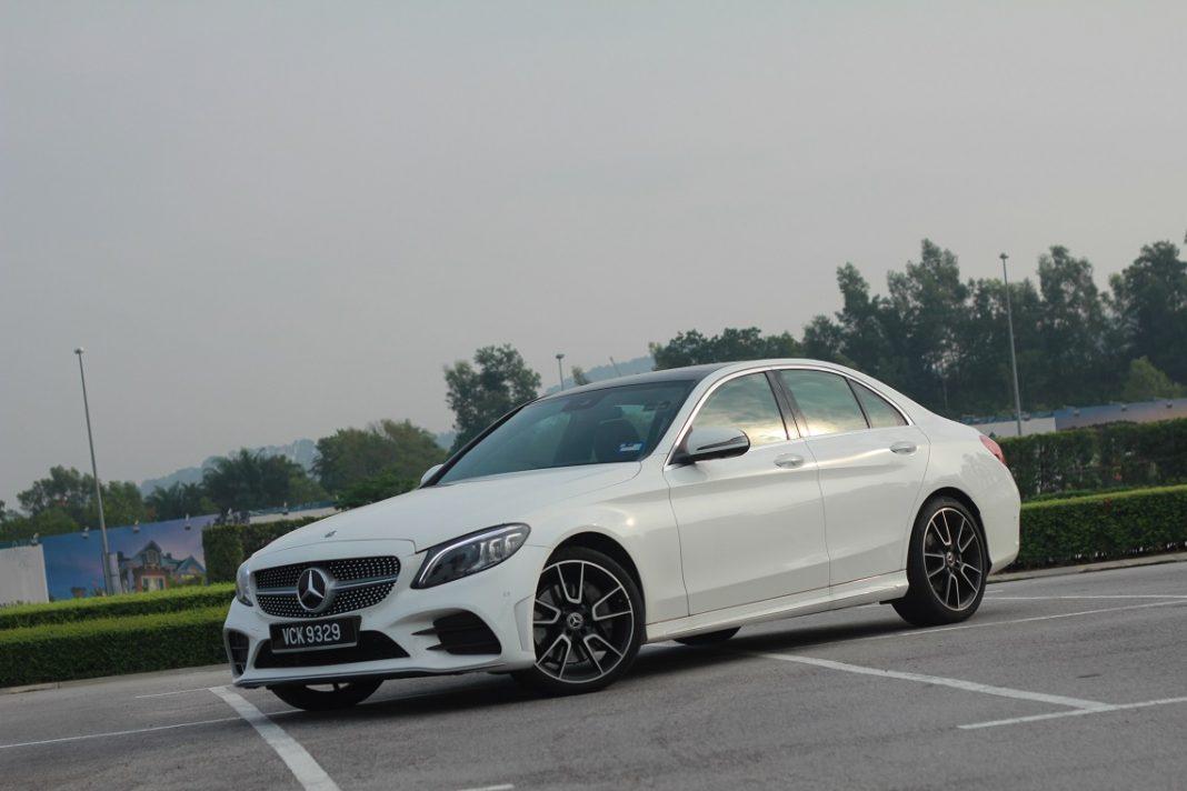 Pandu uji Mercedes