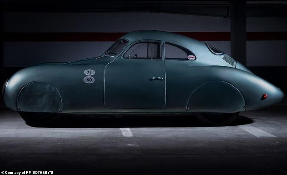 Porsche tertua