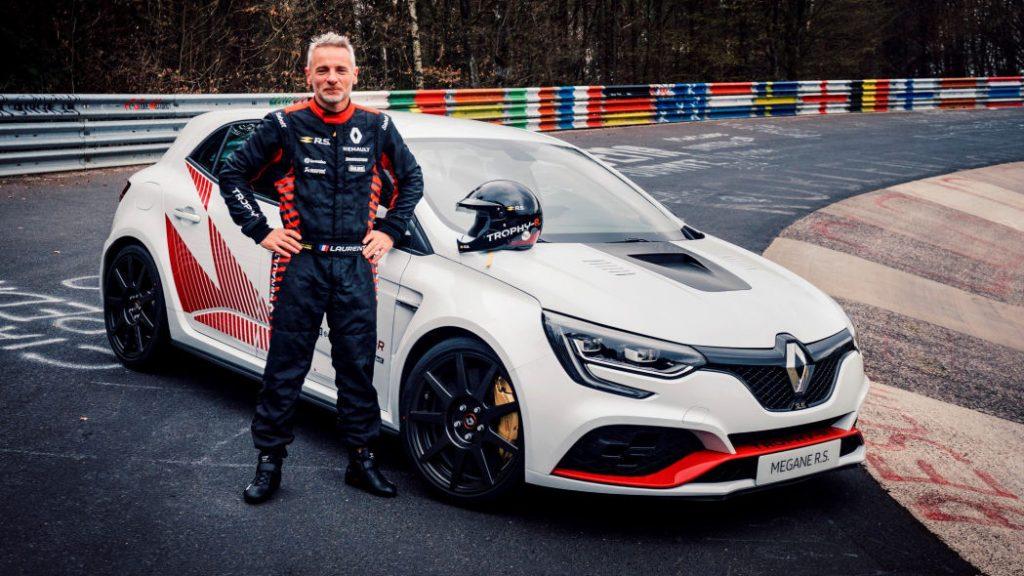Megane RS Trophy-R mengatasi rekod Nurburgring Honda Civic Type-R