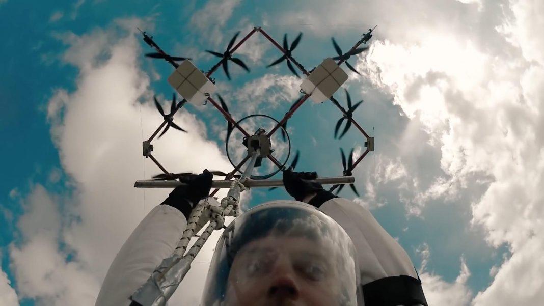 drone penyelamat