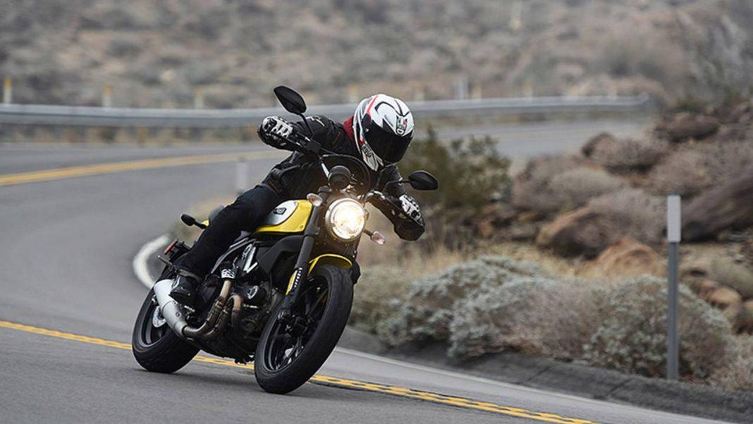 Kajian tunggang motosikal