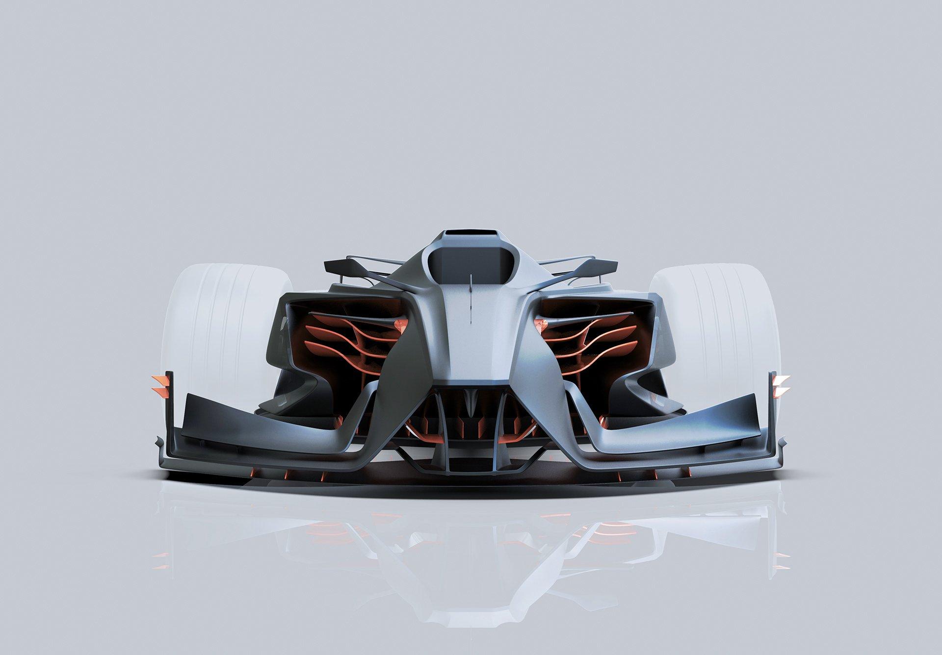 kereta F1