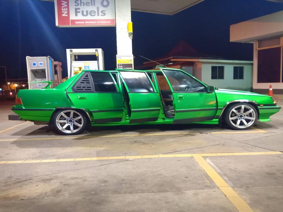 Proton Saga Limosine untuk dijual