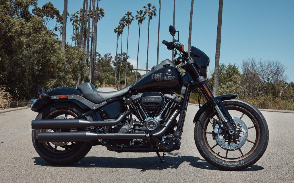 Harley-Davidson Low Rider S 114 2020