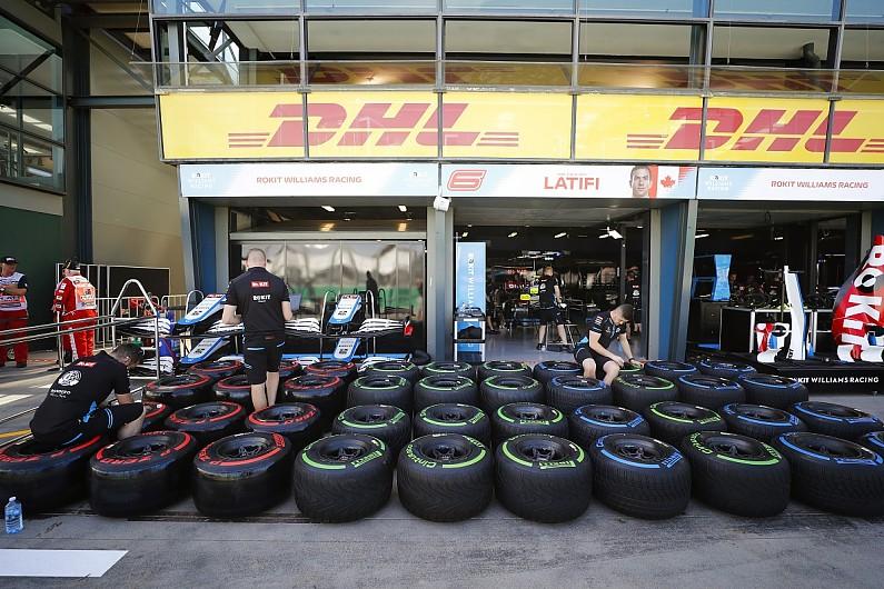 tayar Formula 1