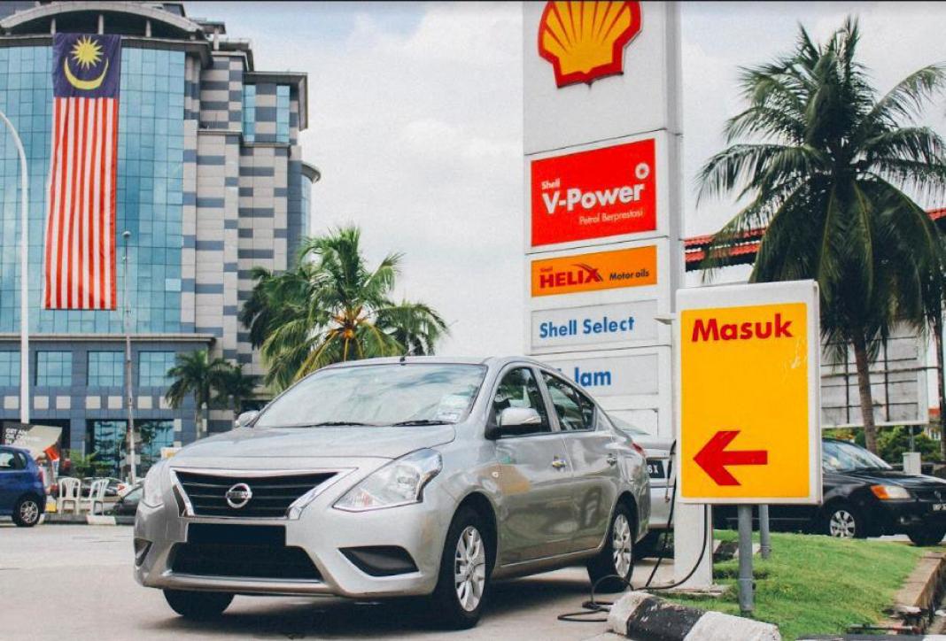 GoCar Malaysia Shell Malaysia