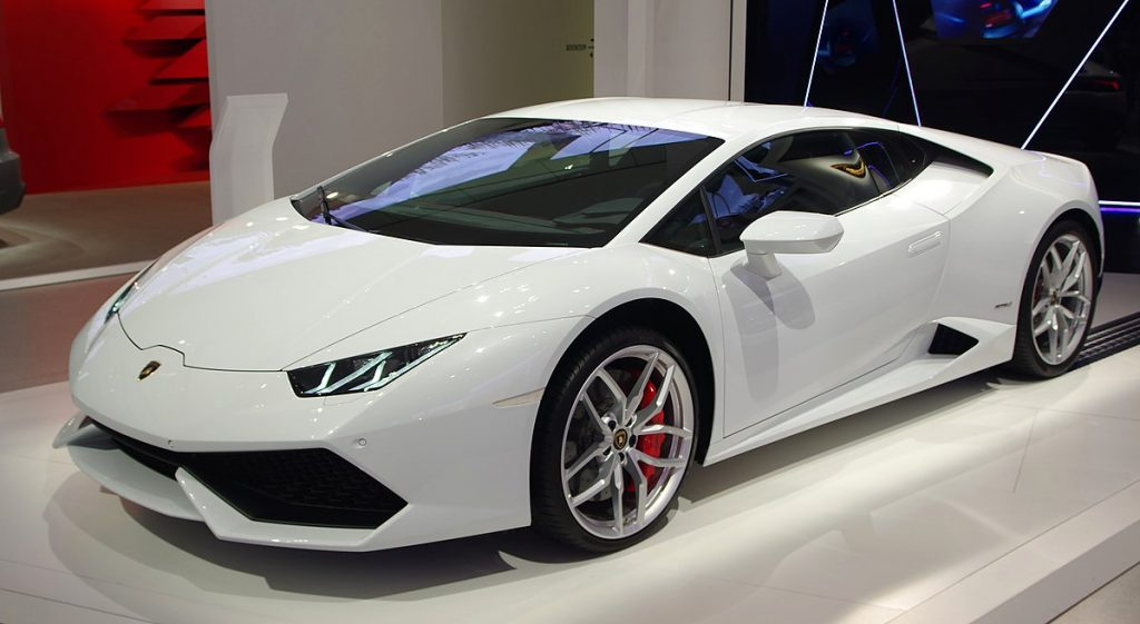 Lamborghini covid-19