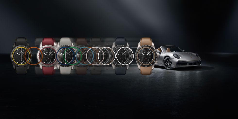 jam tangan Porsche