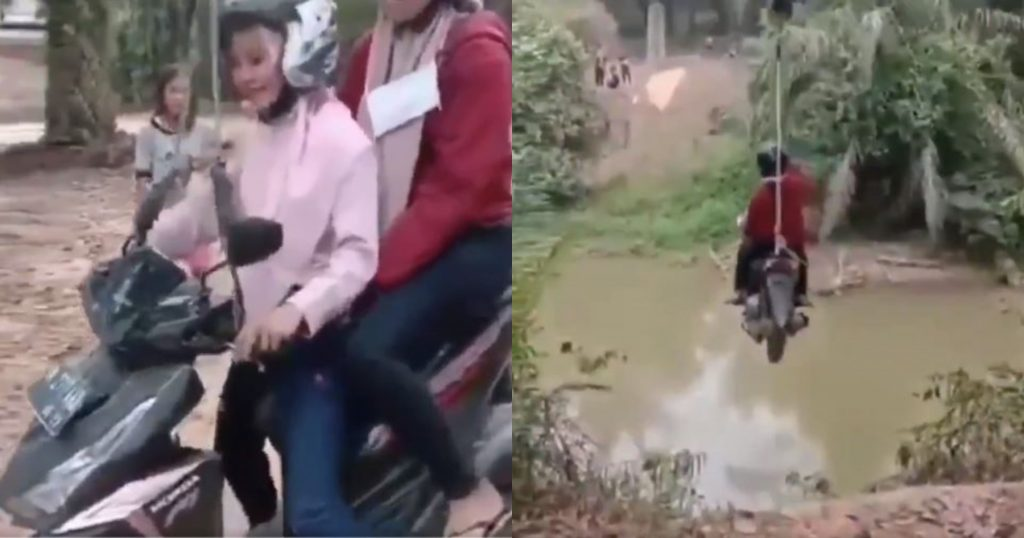 flying fox motosikal