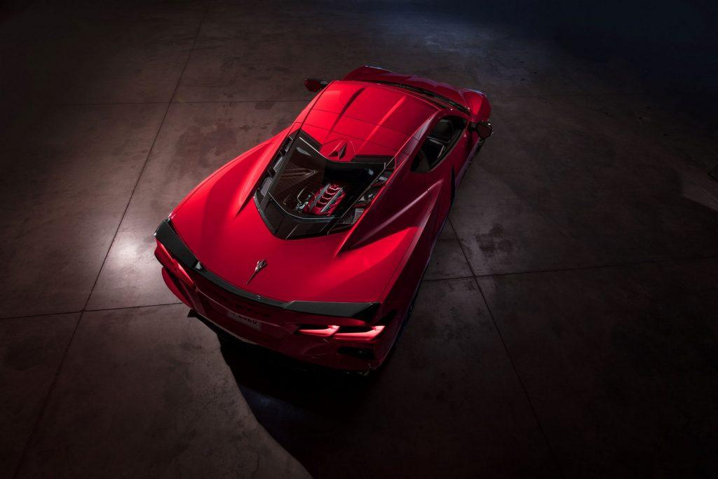 Chevrolet Corvette Stingray C8 2020