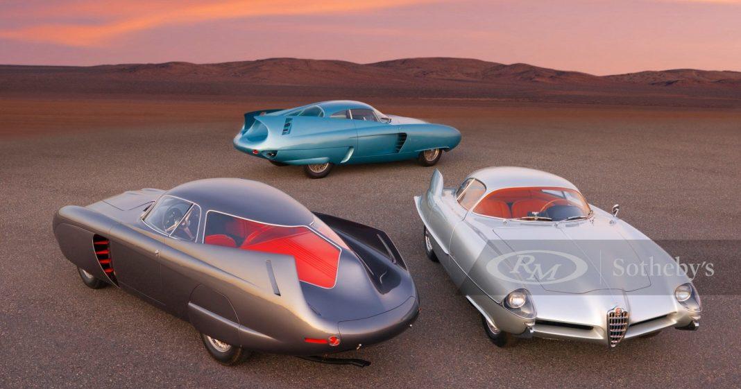 kereta konsep B.A.T