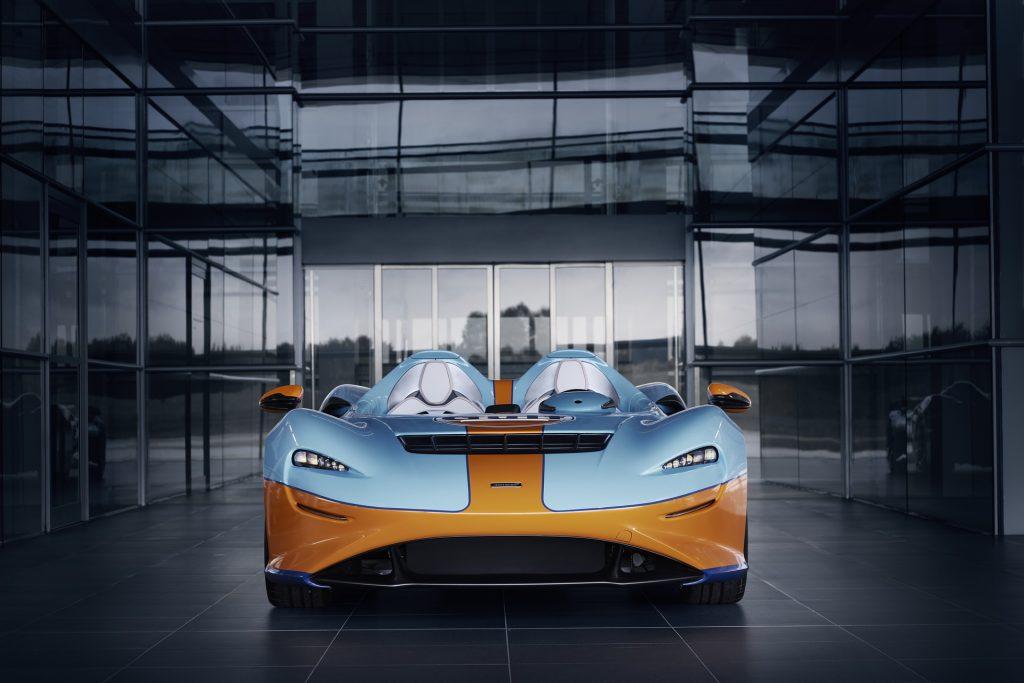 McLaren Elva Gulf
