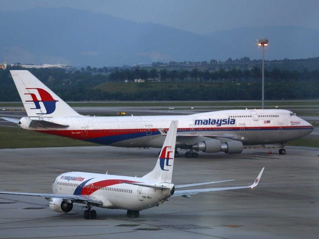 Malaysia Airlines khazanah