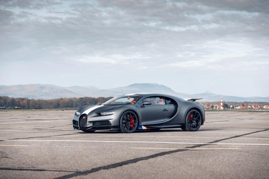 Bugatti 'Les Legendes Du Ciel'