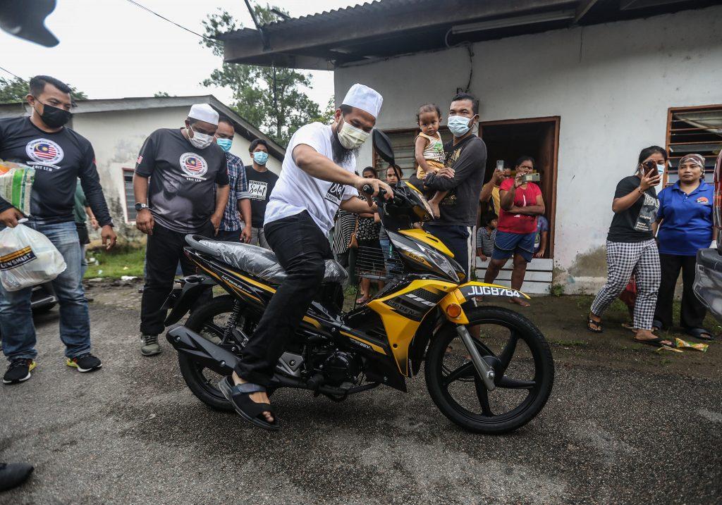 ebit lew motosikal