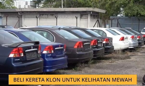 kereta klon