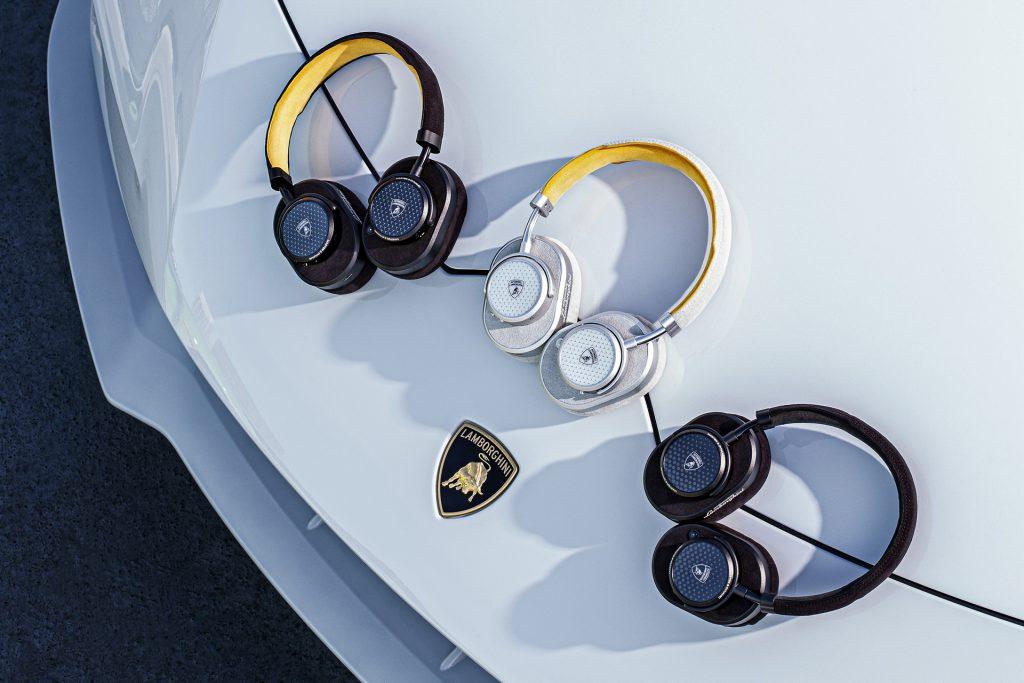 headphone earphone lamborghini
