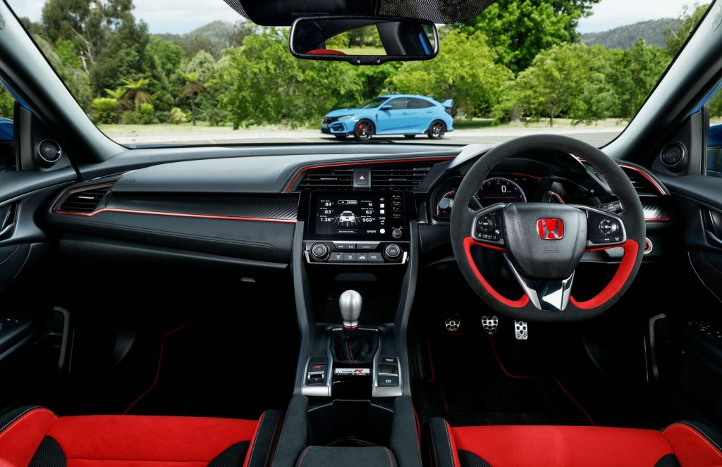 Civic Type R 2021