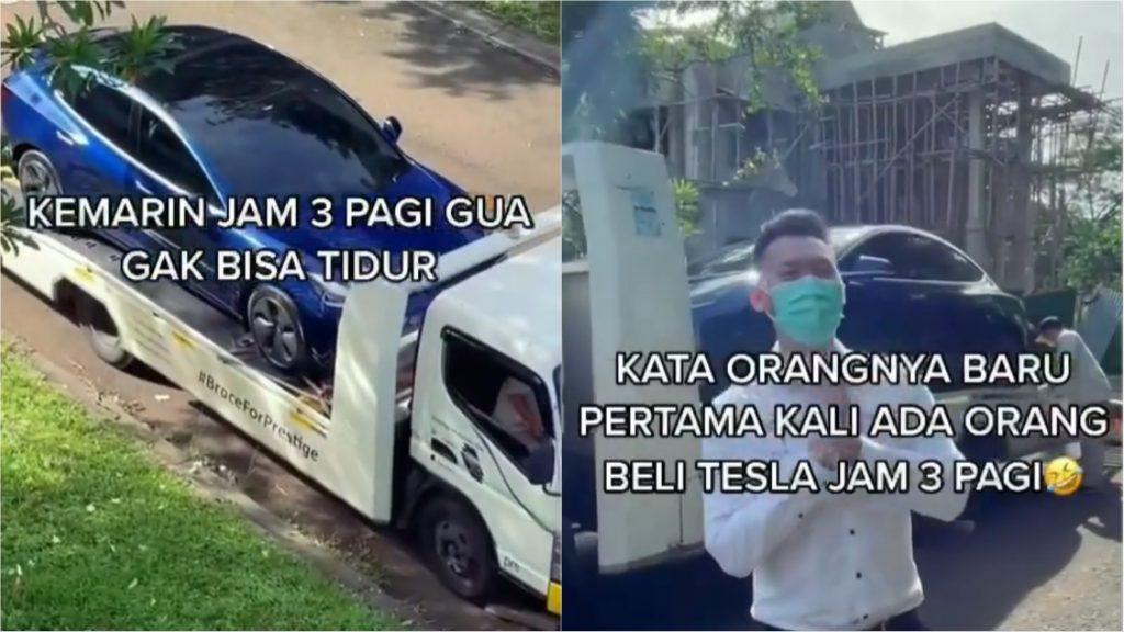 Tesla 3 pagi