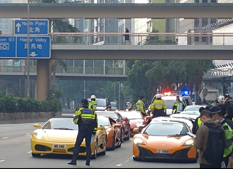 supercar hong kong