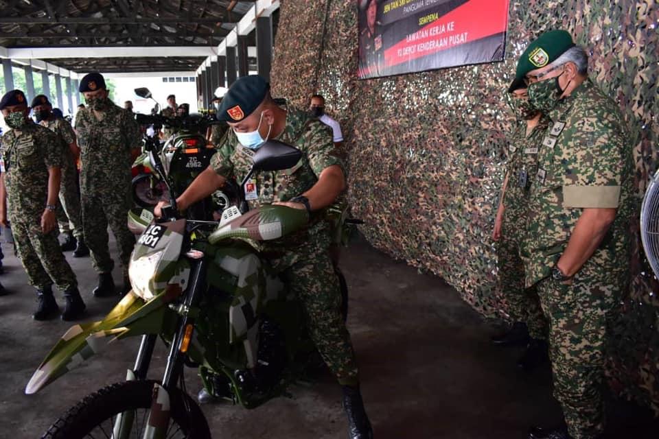 tentera darat