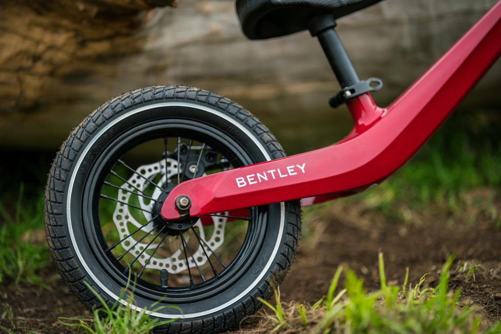 basikal bentley