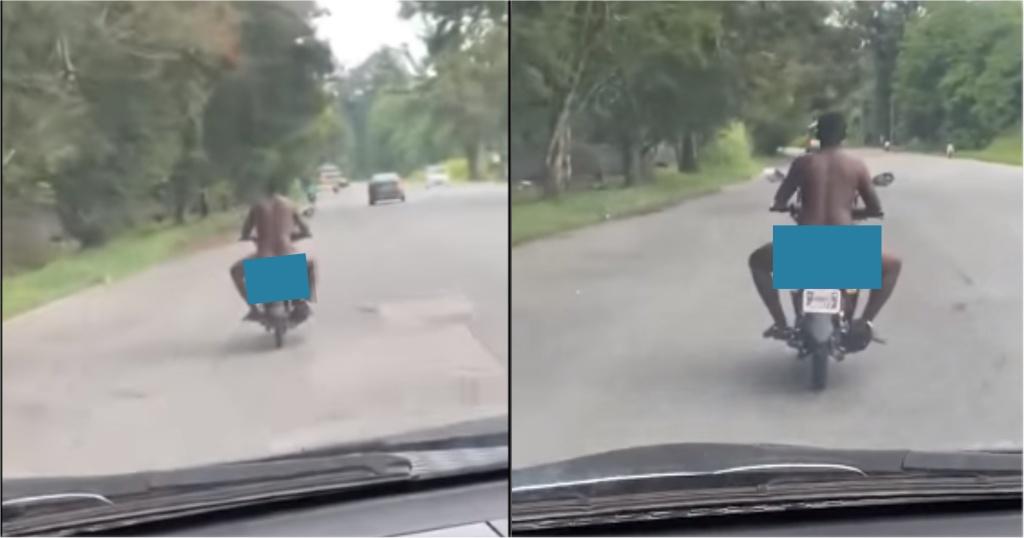 motosikal tanpa seurat benang