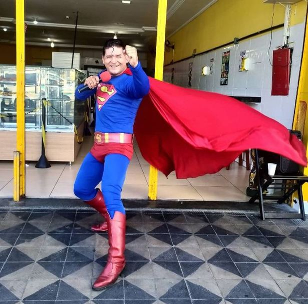 superman bas