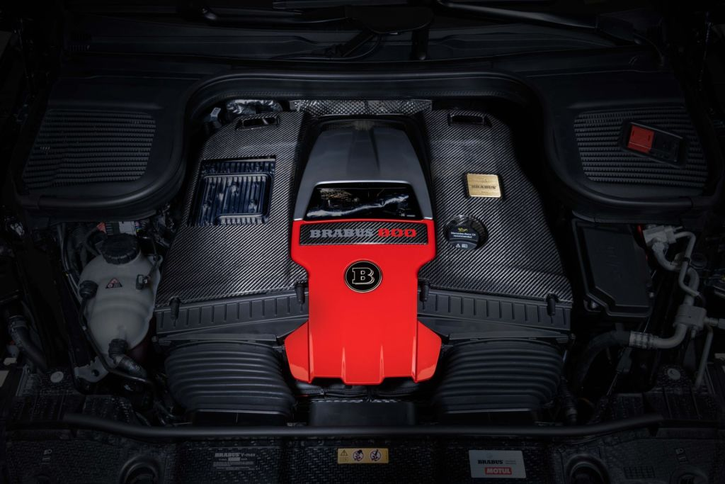 Brabus 800 SUV Coupe